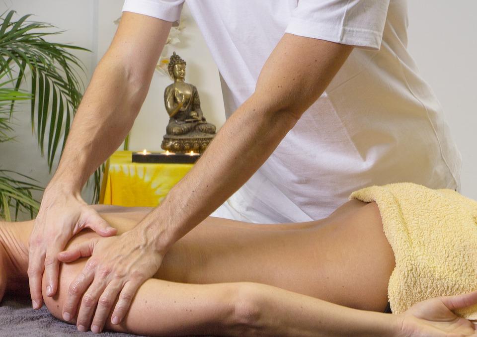 Klasická masáž – rekondiční